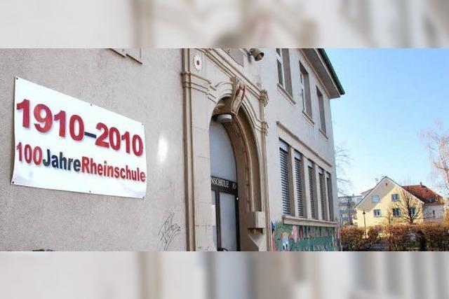 Aufnahmestopp in Hüningen war die Geburtsstunde der Rheinschule