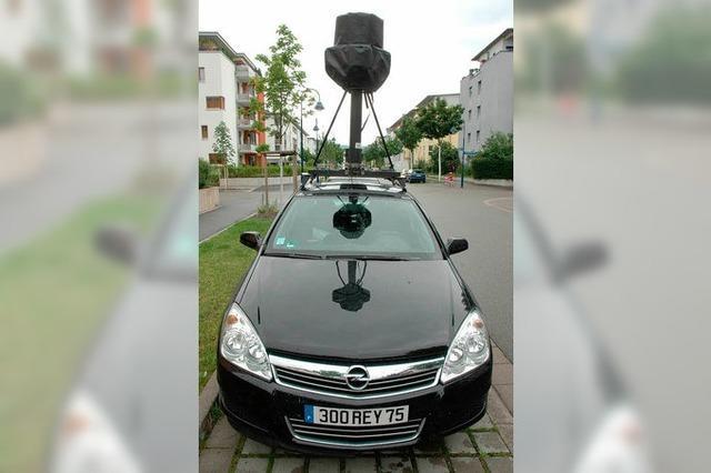 Oberkircher Jurist klagt gegen Google-Streetview