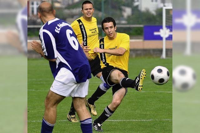 SG Schlüchttal und FC Birkendorf mit bärenstarkem Endspurt