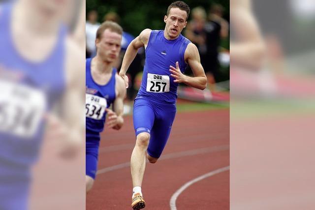 Hehl und Uecker sprinten zum Titel