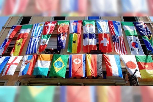 ALLE 32 FLAGGEN