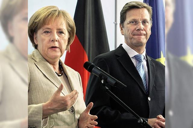 Merkel ermahnt erneut die Koalition