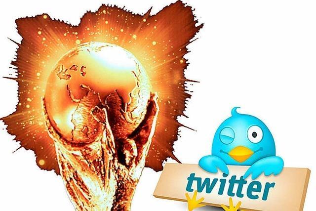 Die USA sind Twitter-Weltmeister