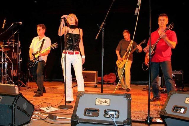 Rock in der Allee mit sieben Bands
