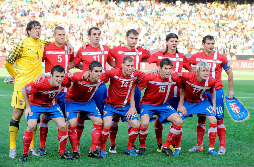 Serbien Wm