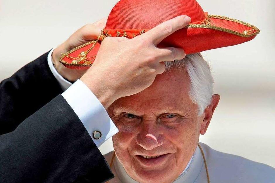 Papst Benedikt XVI. (Foto: dpa)