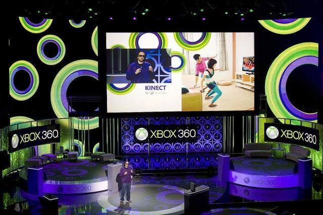 Microsoft möbelt die Xbox 360 auf