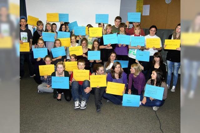 Schüler aus Partnerstadt Bierun zu Besuch