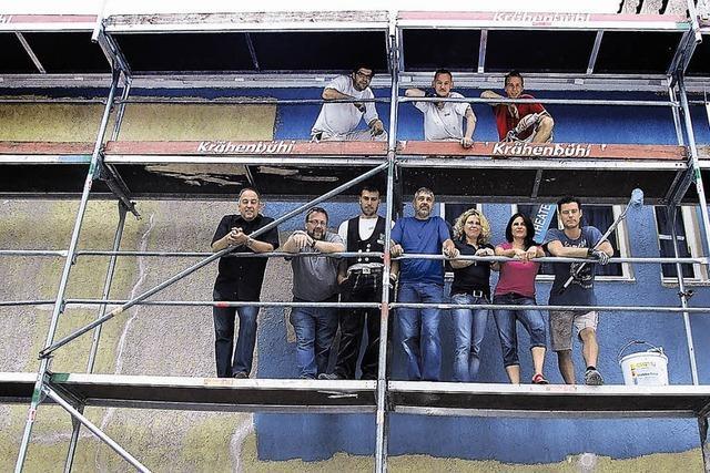 Ali-Theater erstrahlt bald in neuem Glanz
