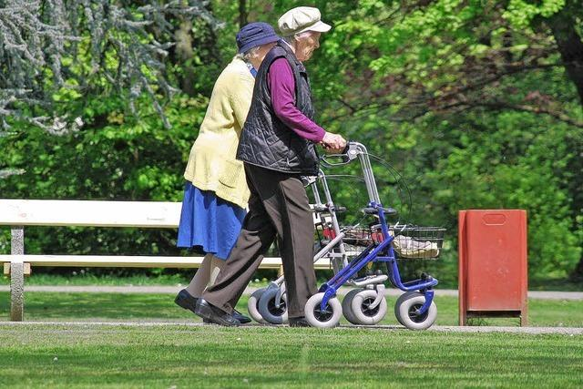 Senioren starten durch