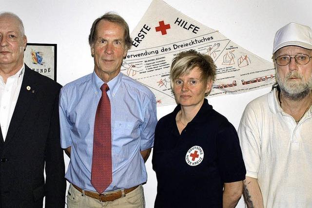 Rotes Kreuz durch Fusion stärker und attraktiver