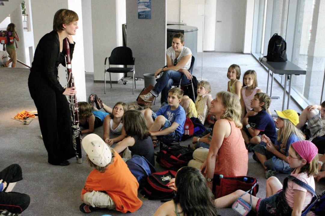Kinder, Kinder: Impressionen vom SWR-Konzert  | Foto: swr/lamparter