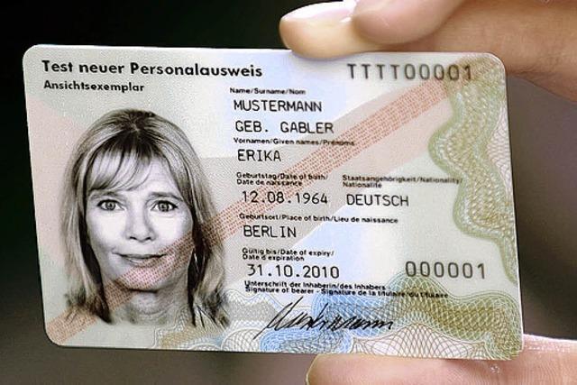 Neuer Ausweis dreimal so teuer wie der alte