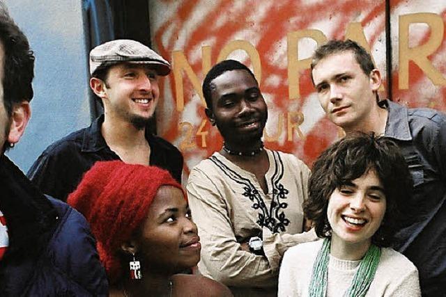 Gute Laune-Mix aus Südafrika