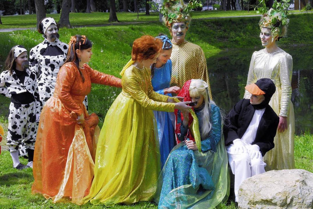 Das Junge Theater verleiht den Begriff...t und Detailliebe eine neue Dimension.  | Foto: matth. kolodziej