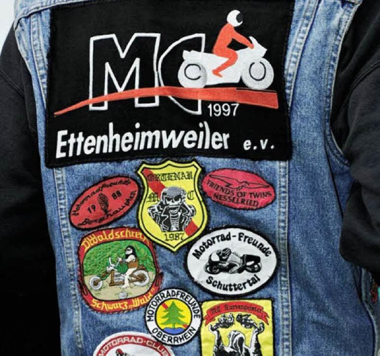 Die Kutte eines Bikers.  | Foto: Stefan Merkle