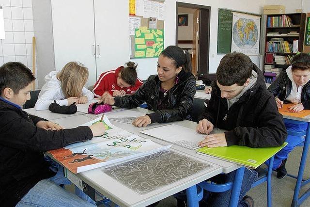 Umkirch macht seine Hauptschule zu