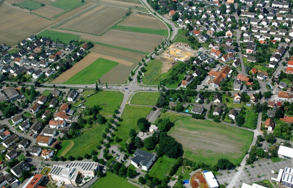 Im Zentralgebiet  zwischen Buchheim (r...nsame Energieversorgung geprüft wird.   | Foto: brigitte sasse
