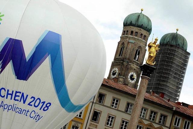 Olympia-Kandidat München: In Erwartung der Ringe