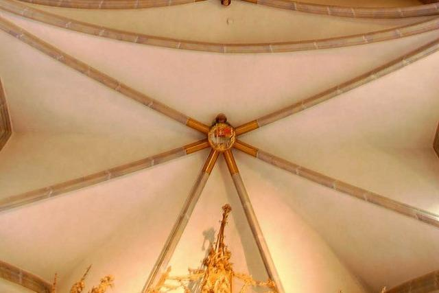 Eine Sternstunde für das Breisacher Münster