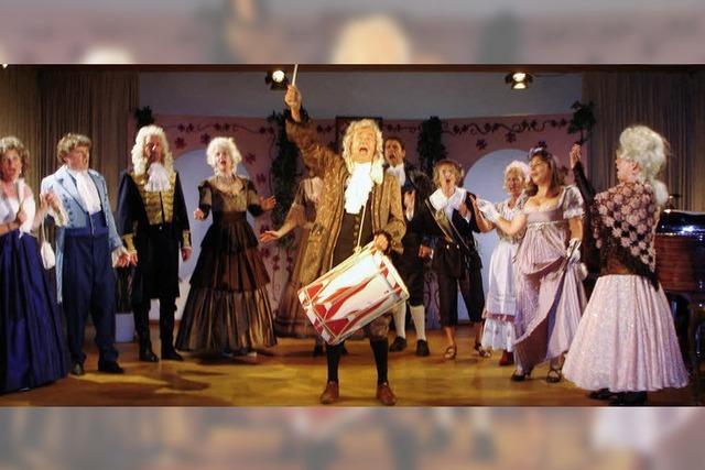 Ehrlich dargebotene Operettenkunst