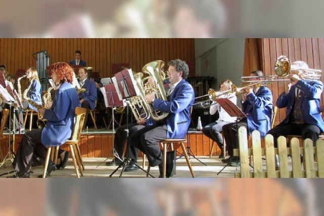 Reuter Musiker brillierten auch in der Halle