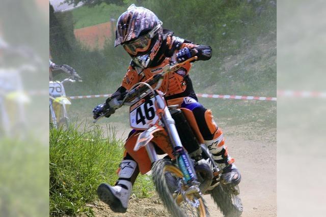 Moto-Cross-Nachwuchs gibt am Samstag Gas