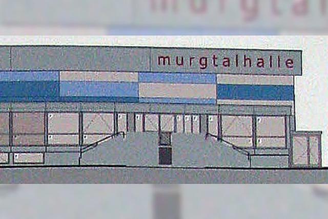 Weitere Mittel für Murgtalhalle