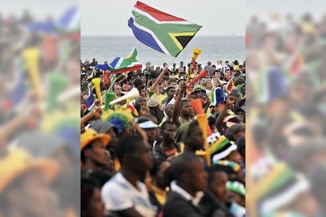 WM-Gastgeber Südafrika: Ein Sieg als Fundament