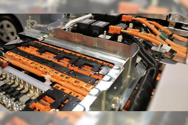 Europas Batterien fehlt noch Saft