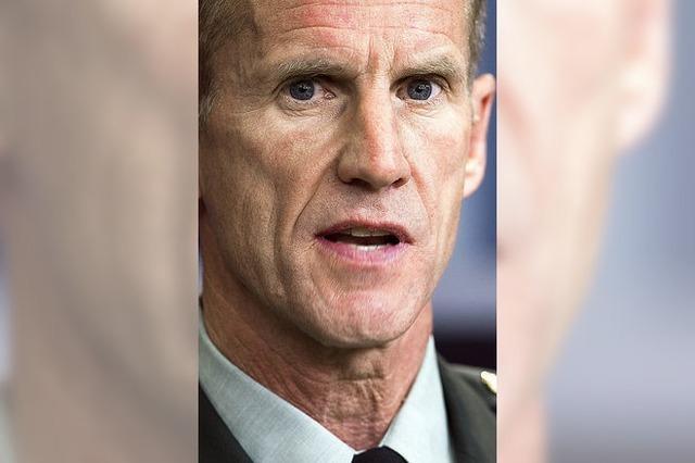 McChrystals letzte Mission: Afghanistan-Kommandeur muss aufgeben