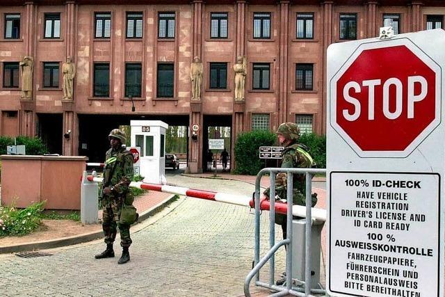 Die US-Army sagt Heidelberg und Mannheim bye-bye