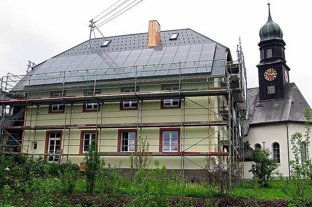 Neue Technik für ein altes Gebäude