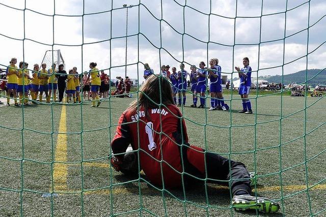 Der FC Reiselfingen lockt 350 Fußballerinnen
