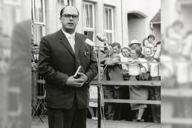 Ernst Löffel: Der Mann, der den Kies vergoldete