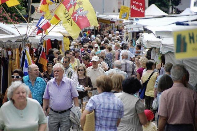 Johannimarkt bleibt ein Hit