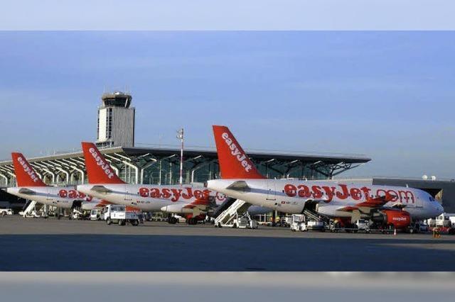 Easyjet setzt am Euro-Airport auf Expansion