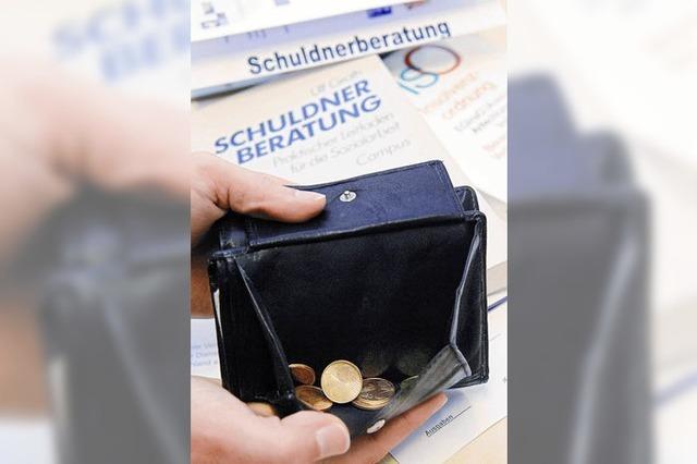Schuldner zu beraten zahlt sich aus