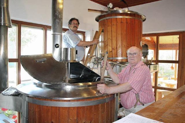 Gerste aus der Region für Bierbrauer