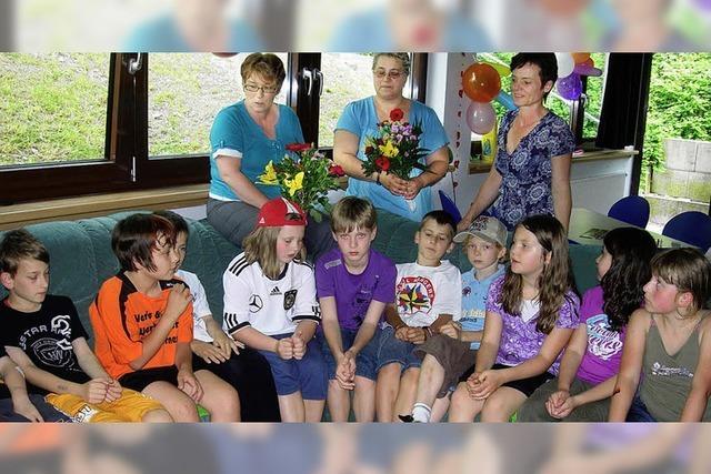 Grißheim mit neuem Kindertreff