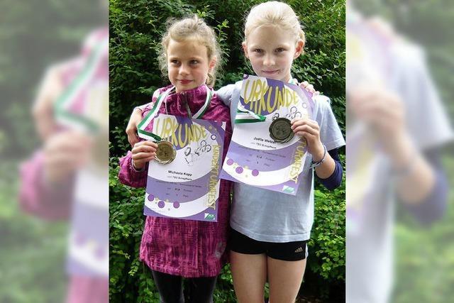 Drei Sieger beim Kinderturnfest
