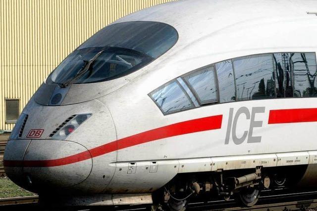 Bahn muss Konkurrenz billiger Busse dulden