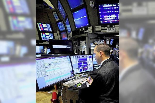 Finanzmarkt-Glossar: von B bis S