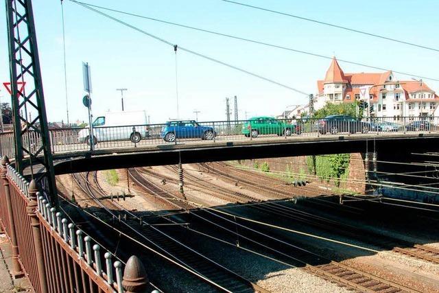 Offenburg kann die Unionbrücke retten - kein Abriss nötig