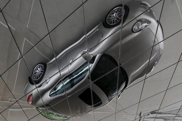 Landtagschef zieht Notbremse – doch kein Porsche
