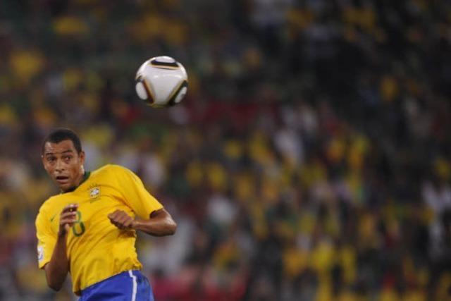 Brasilien und Portugal weiter
