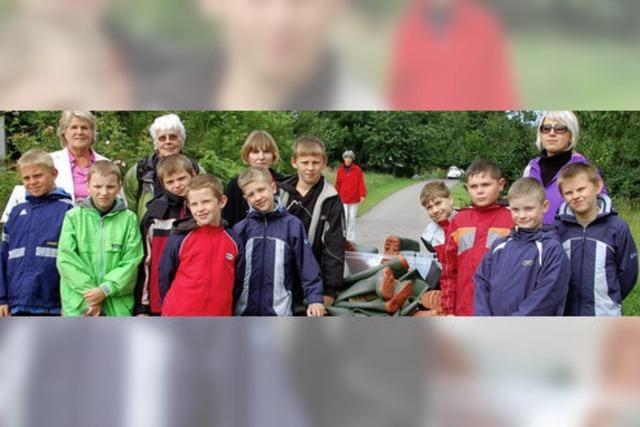 Reaktorkatastrophe von Tschernobyl ist längst nicht überwunden