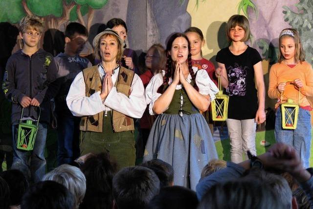 Ausflug in die Welt der Oper