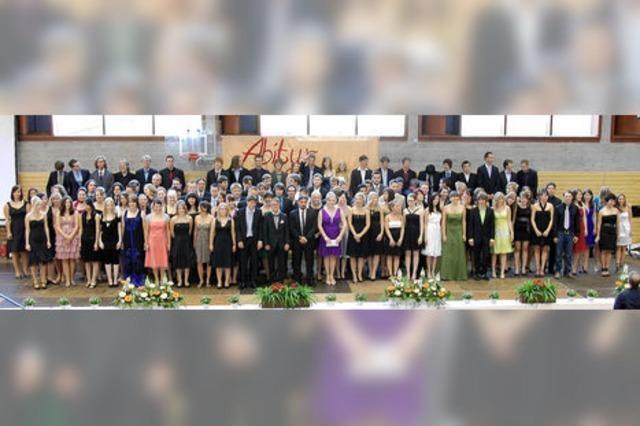 116 Abiturienten – ein neuer Rekord