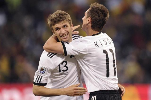 Nach dem Sieg gegen England: Wie weit kommt Deutschland?